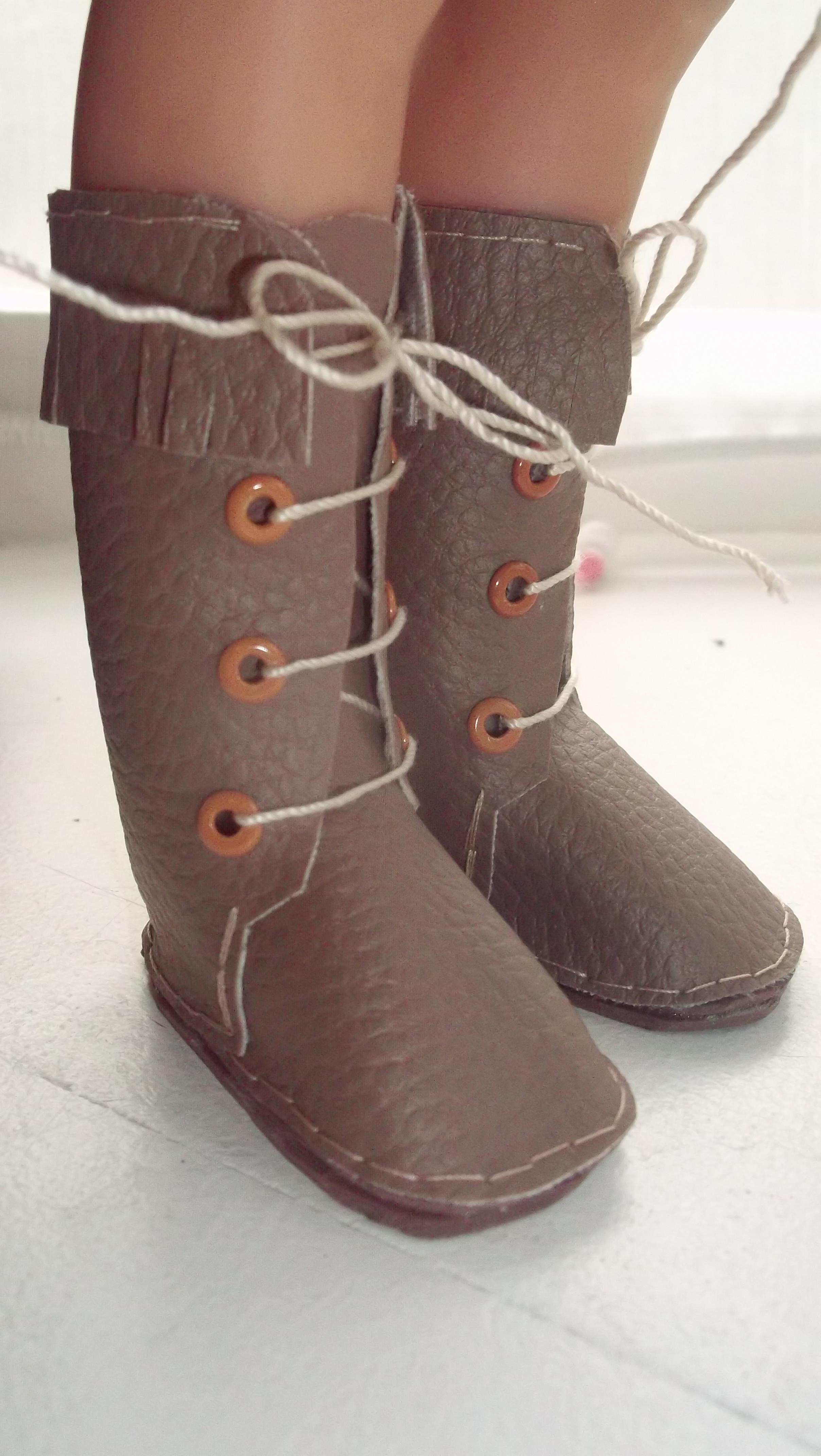 des bottes et bottines pour chérie corolle et paola reina