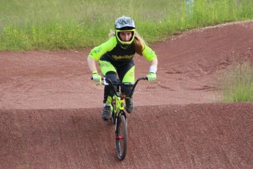 entrainement BMX Mandeure 15 juin 2016