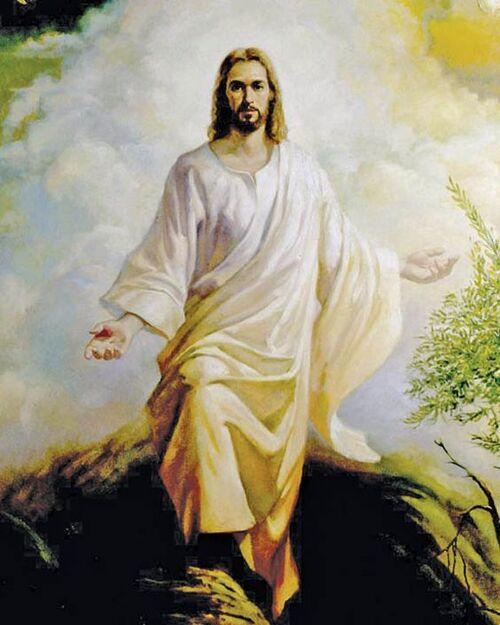 Prières de Jésus dans la vie des maîtres