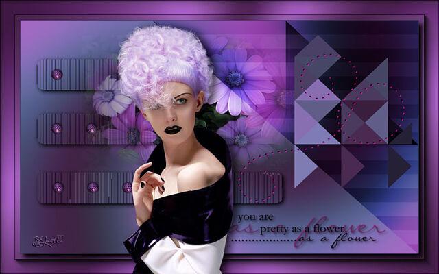 FB0793 - Tube femme
