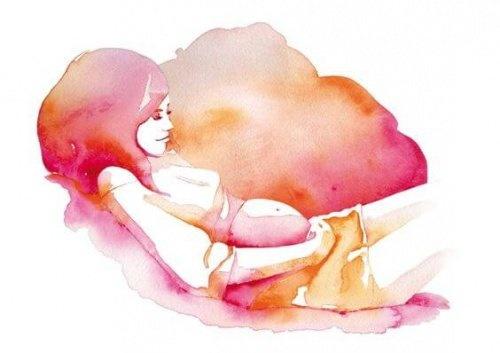 La grossesse, cette union magique avec un être que l'on aime mais que l'on ne connaît pas encore