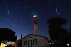 Le phare de Terre Nègre