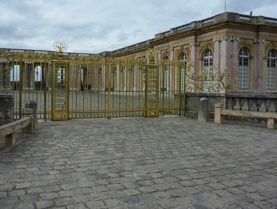 Une balade au parc de Versailles.