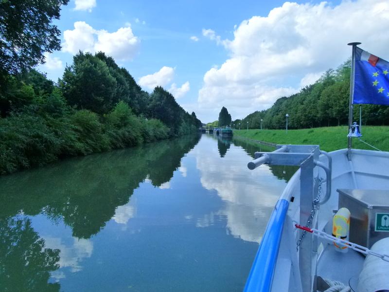 Au fil de l'eau...à Longeuil-Annel (60)