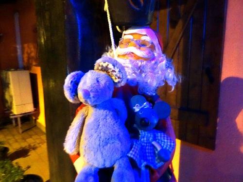 Bon Noël à tous. Z'espère que vous, vous aurez été gatés!