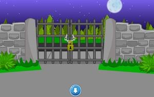 Jouer à Escape locked mansion