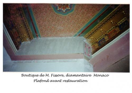 Restauration stuc