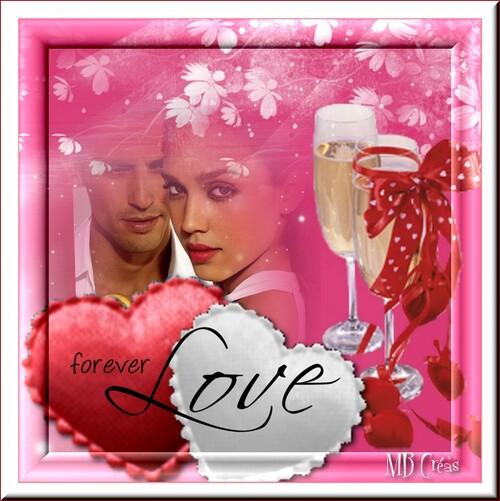Créas st valentin couples