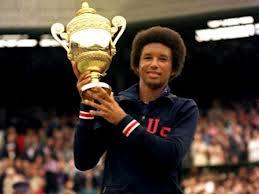Arthur Ashe (Tennis, Etats-Unis)