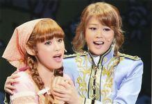 Ai Takahashi 高橋愛 Risa Niigaki 新垣里沙 Cinderella the Musical シンデレラ The ミュージカル