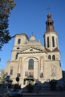 Quebec église Notre dame