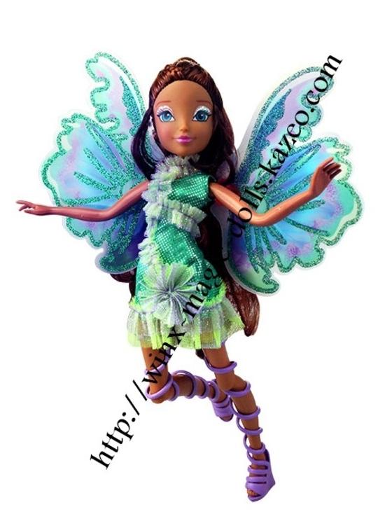 poupée Layla Mythix