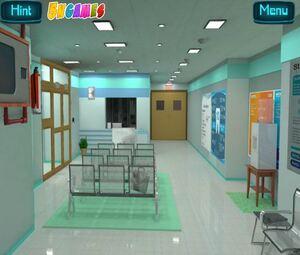 Jouer à Escape games - Multispecialty hospital