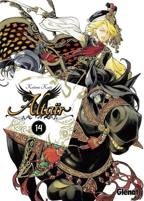 Altaïr - Tome 14 - Kotono Kato
