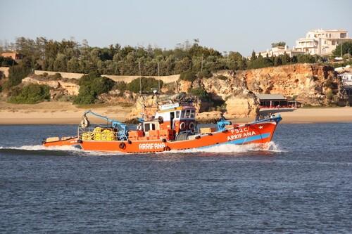 Portimão au Portugal
