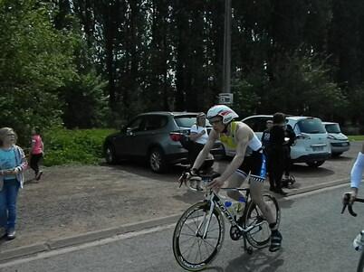 triathlon half-ironman de Roeux