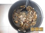 Velouté de champignons au mascarpone