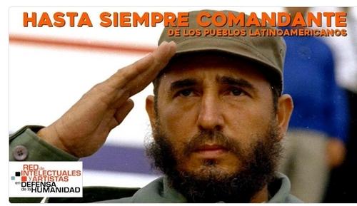 Fidel Castro, je t'aime (par Chantal Dupille dite eva R-sistons)