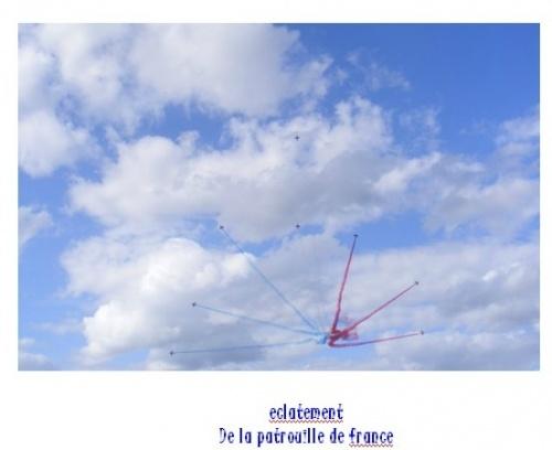 Les beaux meetings aériens de Nicole Prévost....