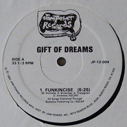 Gift Of Dreams - Funkincize