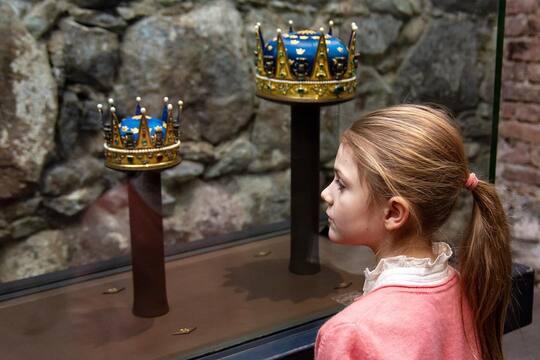 Victoria et Estelle de Suède