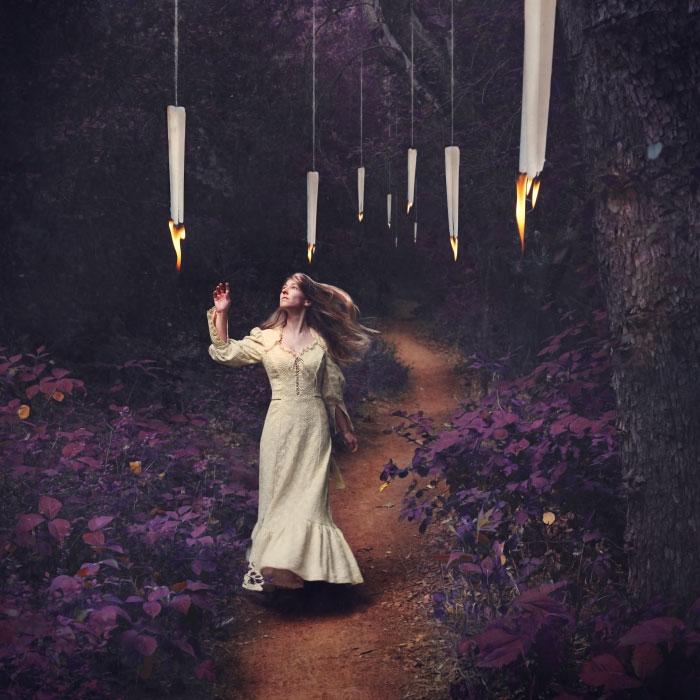 Photographie étonnante par Brooke Shaden