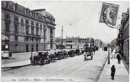 Calais Saint-Pierre 1er partie
