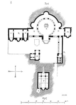 L'église de Lanleff