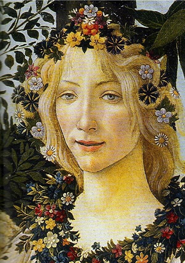2.Botticelli.Un style gracieux!