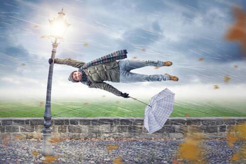 Défi n° 269 : 1er février - le vent