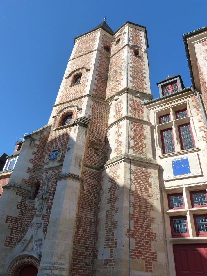Amiens, ville universitaire