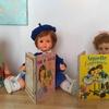 poupées Gégé et albums des années 50/60