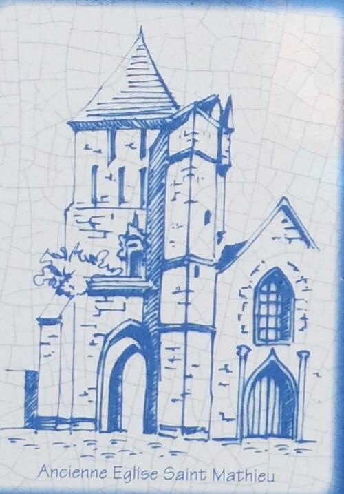 -Eglise Saint-Mathieu (Quimper)