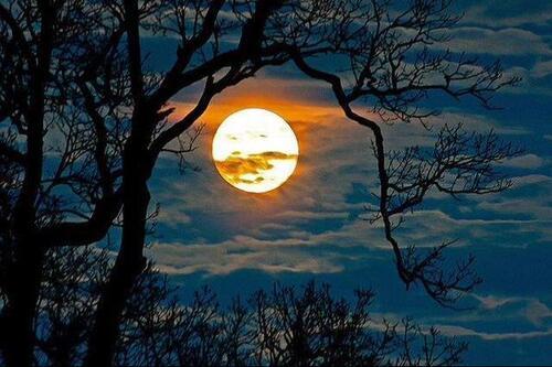 Pleine Lune du 12 janvier