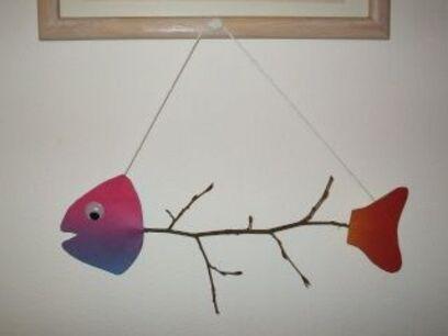 Des poissons
