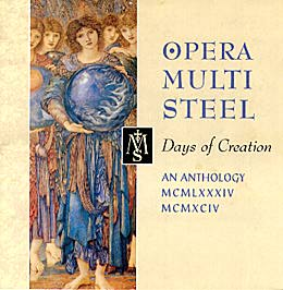 Frenchy but Chic # 80: Opera Multi Steel-Days Of Creation (1995)