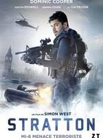 Stratton : Stratton, agent du MI6, s'infiltre avec son coéquipier Marty dans un laboratoire iranien pour intercepter le vol de molécules chimiques mortelles. Mais à leur arrivée, celles-ci ont déjà disparu et la mission tourne mal… De retour à Londres, Stratton et son équipe se lancent dans une course contre la montre pour stopper la cellule terroriste qui projette d'utiliser l'arme biochimique sur une capitale. ...-----... Origine : britannique  Réalisation : Simon West  Acteur(s) : Dominic Cooper,Tom Felton,Austin Stowell  Genre : Action,Thriller  Date de sortie : 1 avril 2017en VOD  Année de production : 2016  Distributeur : Marco Polo Production  Critiques Spectateurs : 3.2