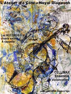- Novembre et Décembre 2014 : L'Atelier d'A Côté