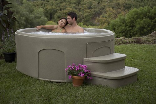 Portable Hot Tub - Get All of the Relaxation Without All of the Expense