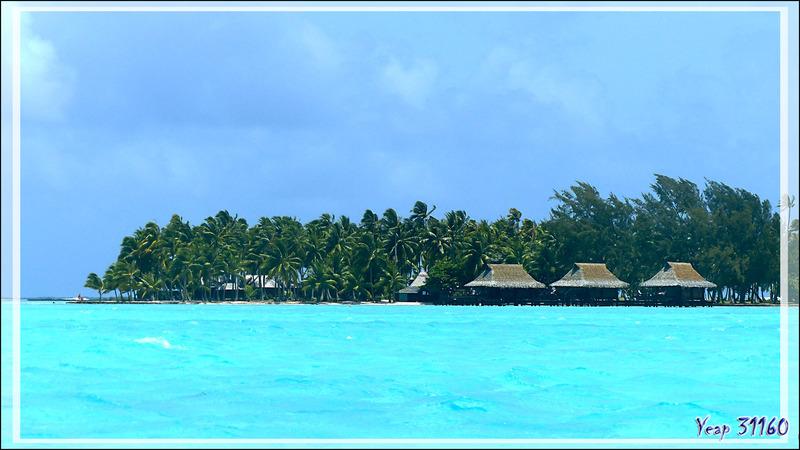 Excursion de la journée vers Tahaa et son lagon : Vahiné Island Resort - Polynésie française