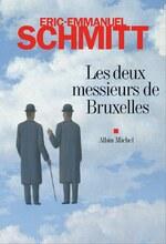 (Chronique d'Anthony) les deux messieurs de Bruxelles d'Eric-Emmanuel Schmitt
