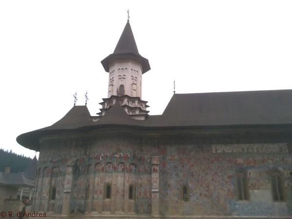 Monastère de Sucevita 2
