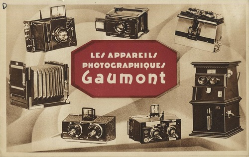 Petite histoire de la société Gaumont.