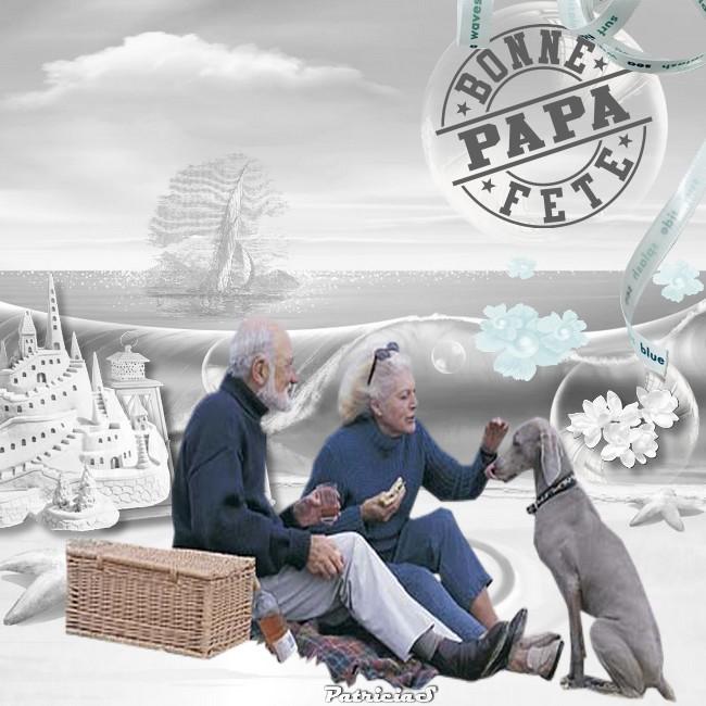 Bonne fête  aux Papas