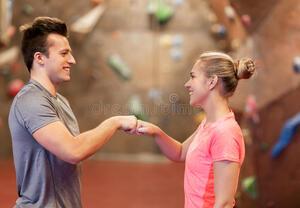 dace ballet fist bump fitness