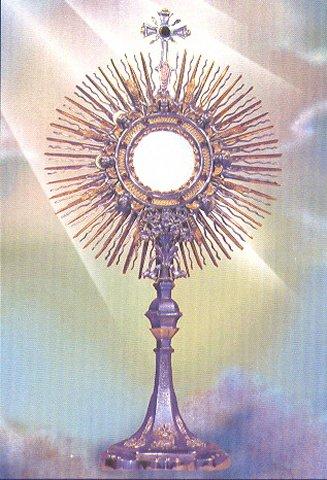 Prière pour la communion spirituelle (Saint Alphonse-Marie de Liguori)