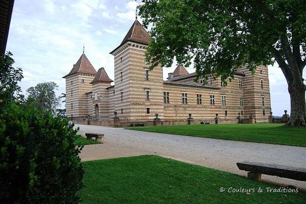 Chateau de Laréole