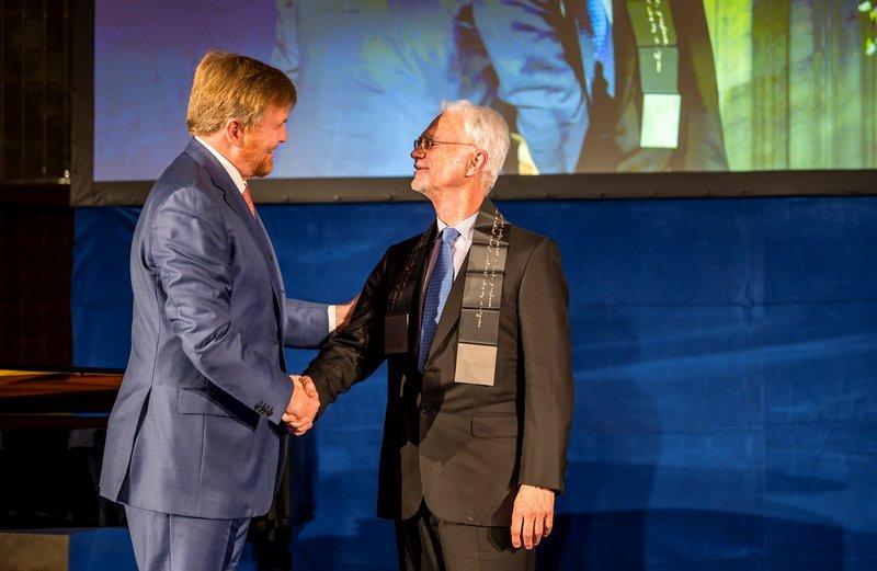 Uitreiking Erasmusprijs 2019