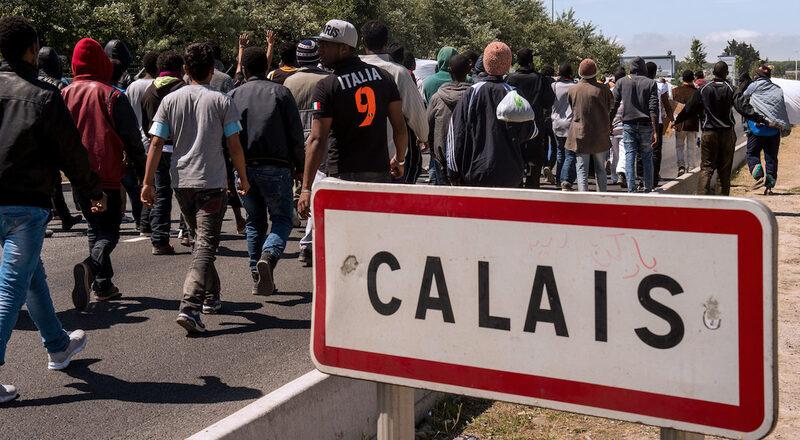 à Calais aussi ça finira mal