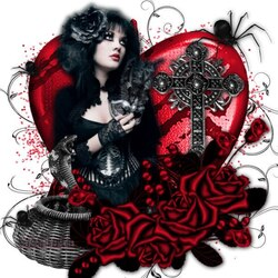 Dame gothique